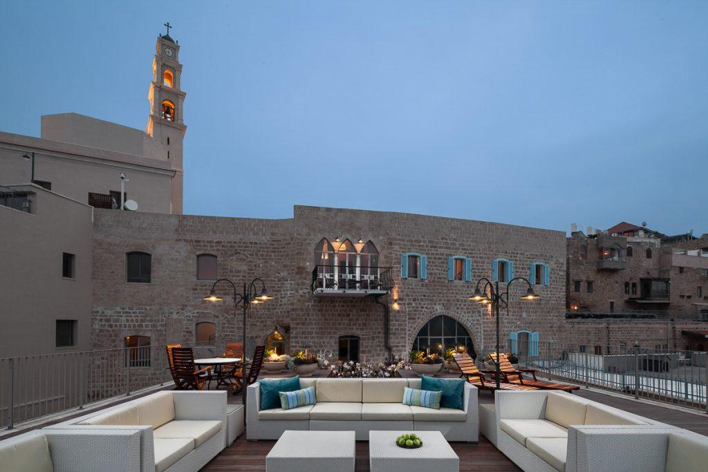 תכנון ועיצוב מלון קאזה נובה יפו-תל אביב